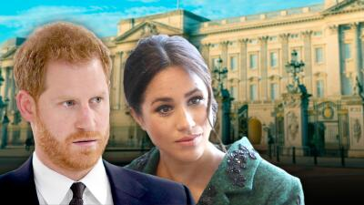 """Supuesto apodo de Meghan Markle y rumores sobre su humor tendrían """"molesto"""" al príncipe Harry"""