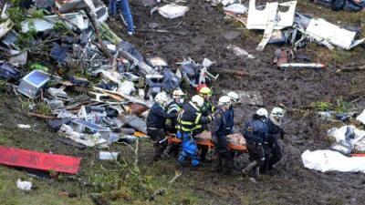 Una cadena de errores causa la tragedia del avión del Chapecoense