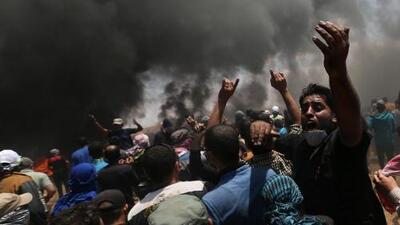 Gaza vive el día más violento de los últimos 4 años: 59 palestinos muertos por fuego israelí. Así reaccionó el mundo