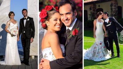 Tres historias de amor que se fortalecieron en el altar: revive las bodas de Ana Patricia, Satcha y Karla