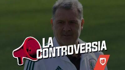 La Controversia: ¿Injusticia en la primera convocatoria del 'Tata' Martino?