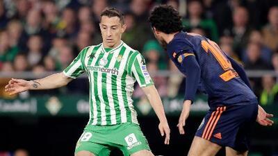 Zamorano y Tapia analizaron 'con lupa' el empate 2-2 entre Betis y Valencia