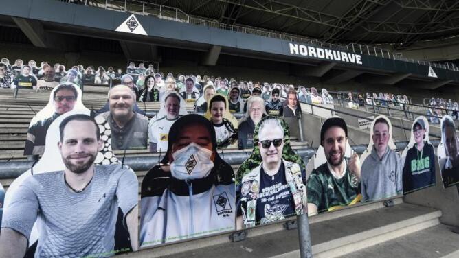 Bundesliga ya aprobó plan para que el público regrese a los estadios