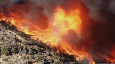 Incendios en California se incrementan de manera peligrosa en los últimos cinco días