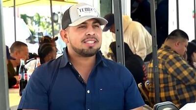 ¿Qué tiene que ver la popularidad de este vendedor hispano de tacos en Los Ángeles con el Super Bowl?