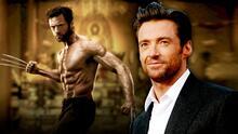 Hugh Jackman el inolvidable Wolverine