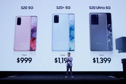La compañía estima que el teléfono salga a la venta oficialmente el viernes 14 de febrero. Los precios variarán según las las especificaciones del dispositivo.
