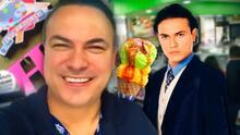 Sergio Catalán, actor de 'La Madrastra', se convierte en empresario de paletas y helados en California
