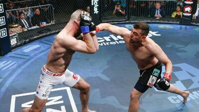 Combate Américas superó en ratings a UFC y Bellator con espectacular cartelera