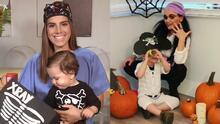 Diferentes, sencillos y sin gastar de más: disfraces caseros de Halloween para mamás y bebés