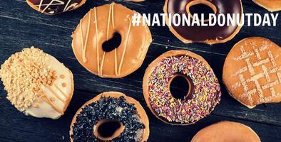 6 recetas para celebrar el #NationalDonutDay preparando tus propias donas