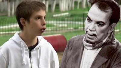 Con estudio y sueños: así ha luchado el nieto de Cantinflas contra su adicción a las drogas