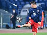¿Cuándo regresa? Lewandowski vuelve a correr en solitario tras su lesión