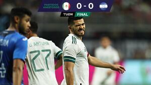 Sin punch, México empata con Honduras y piensa en Copa Oro