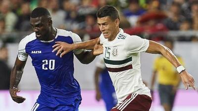 Para México ya no es obligación vencer a selecciones de Concacaf, consideró Moreno