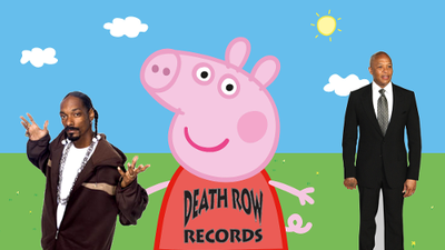 Death Row Records now owned by a major toy company