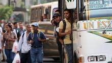 La escasez le pasa la cuenta al transporte público venezolano