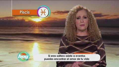 Mizada Piscis 29 de abril de 2016