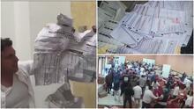 Fiscalía de México investiga denuncias de supuesta fábrica de PAN con material electoral falsificado