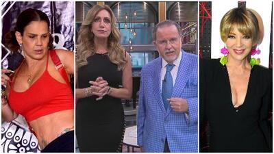 Lili y Raúl reaccionan contra Niurka Marcos al proclamarse como la mejor 'Aventurera' (y no Edith González)