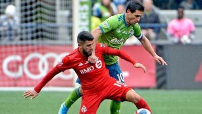 Un dolido pero orgulloso Alejandro Pozuelo dirigió un mensaje de esperanza a los hinchas de Toronto FC