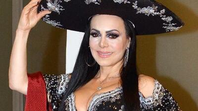 Maribel Guardia confiesa que pegó gritos y armó un alboroto el día que recibió su pasaporte como mexicana