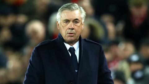 Ancelotti alegó no tener el VAR en Champions League, luego de la eliminación del Napoli