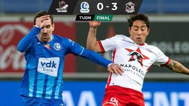 Brilla Omar Govea con gol y asistencia en la victoria del Zulte Waregem
