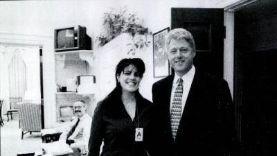 20 años después, Clinton se defiende del escándalo sexual con Monica Lewinsky