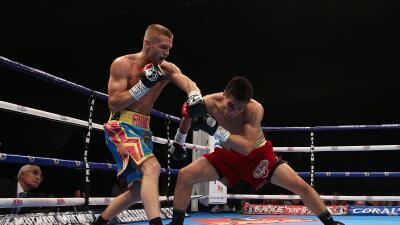 Terry Flanagan ganó por TKO a José 'Chon' Zepeda