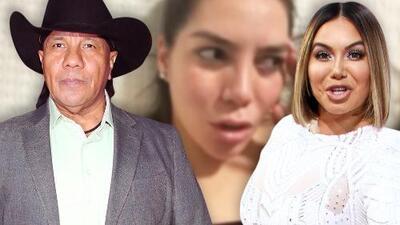 Con una trenza azul comenzó el pleito entre Frida Sofía y Lupe Esparza al que Chiquis Rivera se metió sola