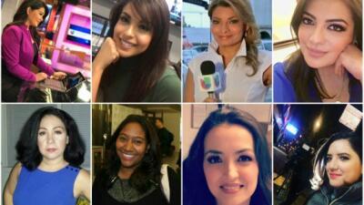 Celebramos a la mujer y te presentamos a las mujeres delante y detrás de cámaras de Univision Chicago