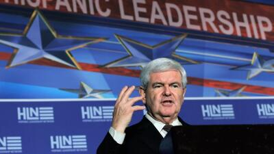Gingrich como vicepresidente de Trump: ¿bastará para rescatar el voto latino?