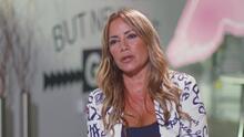 Melina León rompe en llanto al hablar del abuso sexual que sufrió cuando era una niña
