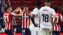 Atlético de Madrid derrota a Huesca y sigue en la cima de La Liga