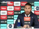 """Sergio Ramos sobre su renovación con el Real Madrid: """"Acepto la oferta y me dicen que ha caducado"""""""