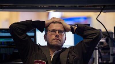 La Bolsa de Nueva York cerró la jornada con la peor caída en puntos de su historia