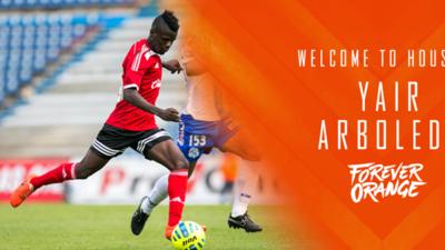 Houston Dynamo incorporó a un joven atacante colombiano de Independiente Santa Fe