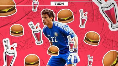 Las hamburguesas que hicieron ganar a México en Londres 2012