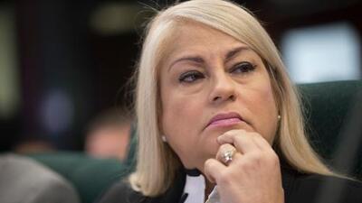Wanda Vázquez sufre accidente en Fortaleza