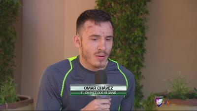 """Omar Chávez: """"¿Quién entiende a mi papá?"""