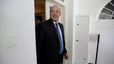 Renuncia Gary Cohn, principal asesor económico de Trump, en medio de controversias por la imposición de aranceles