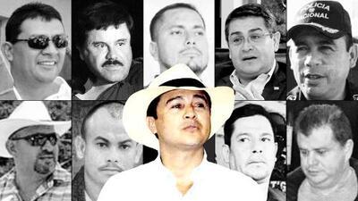 Quién es quién en el juicio por narcotráfico contra 'Tony' Hernández, hermano del presidente de Honduras
