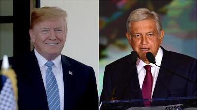 El primer acercamiento entre Trump y AMLO: una llamada en la que hablaron de seguridad fronteriza y comercio