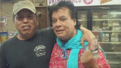 """""""No vi que estuviera enfermo"""" dijo hombre que habló con Juan Gabriel 5 días antes de su muerte"""