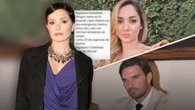 Sherlyn y Julián Gil piden ayuda para el esposo de Lisette Morelos: está hospitalizado y necesita donaciones