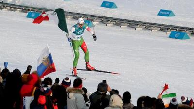 Germán Madrazo: el mexicano que aprendió a esquiar a meses de Pyeongchang
