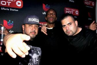 Hot 105.7 Launch Party