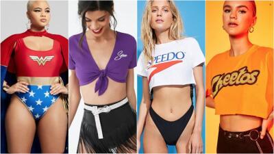 El crop top de Selena y otras prendas famosas de Forever 21 que ya no podremos comprar