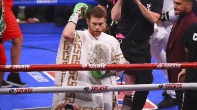 Saúl Álvarez regresará al ring a finales de año